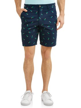 George Big Men's Flat Front Short