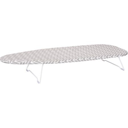 Mainstays Counter Top Lightweight Ironing (Best Ironing Board Extra Large)