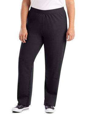 Women's Plus Size Fleece Sweatpant Regular and Petite Sizes