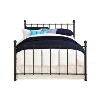 BrickMill Metal Full Bed, Multiple Colors