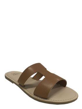 Womens Time And Tru H Band Sandal