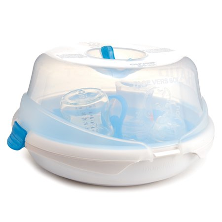 Munchkin Steam Guard Microwave (Microwave Baby Bottle Sterilizer)