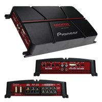 Pioneer GM-A6704 GM-Series Class AB Amp (4 Channels, 1,000 Watts Max)