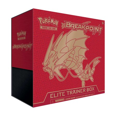 Pokemon XY9 BreakPoint Elite Trainer Box](Quest Halloween Box Pokemon)