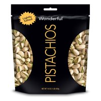 Wonderful Pistachios Lightly Salted Pistachios, 16 Oz.