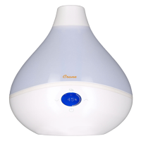 Crane smartDROP Ultrasonic Cool Mist Humidifier - White