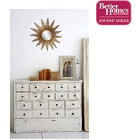 Better Homes and Gardens Starburst Thin Mirror Picture Frame
