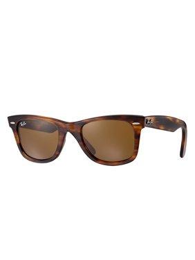 Ray-Ban Unisex RB2140 Classic Wayfarer Sunglasses, 50mm