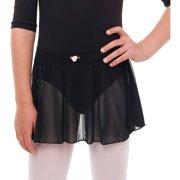 Danskin Now Girls' Dance Skirt (Little & Big Girls)