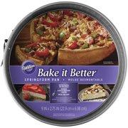 Wilton Bake it Better Springform Pan, 9 inch