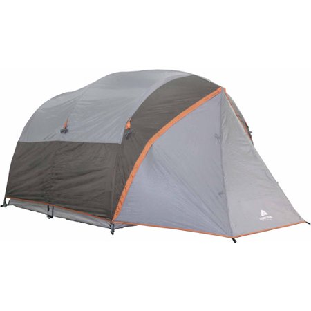 Ozark Trail Camping Tent, Comfortably Sleeps Four