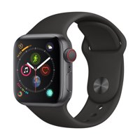 Apple Watch Series 4 GPS + LTE - 44mm - Sport Band - Aluminum Case