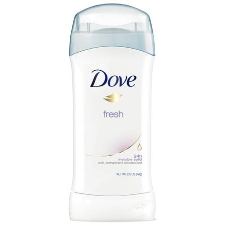 Dove Antiperspirant Deodorant Fresh 2.6 oz ()