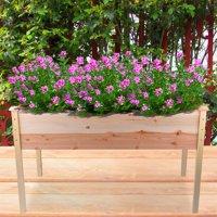 Elevated Garden Bed - Vertical Planter