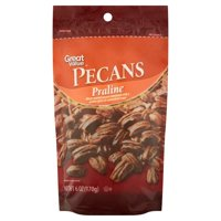 (2 Pack) Great Value Praline Pecans, 6 oz