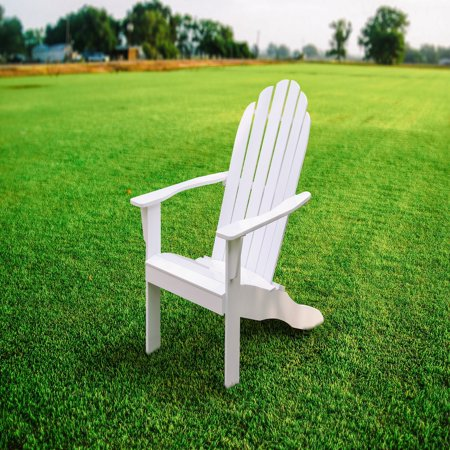 Mainstays Wood Adirondack Chair Walmart Com