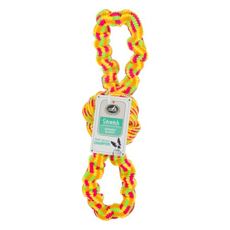 Pet Champion Stretch Rope Dog Toy](Dog Robe)