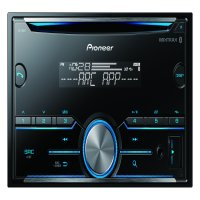 Pioneer FH-S51BT Double DIN CD Receiver with built-in Bluetooth