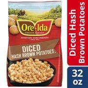 Ore-Ida Southern Style Diced Hash Brown Potatoes 32 oz Bag