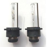 2x D2R 35W 6000K HID Xenon Replacement Low/High Beam Car Headlight Bulbs White