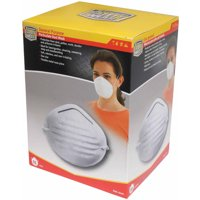 Honeywell RWS-54001 Dust & Nuisance Particulate Mask 50 Count