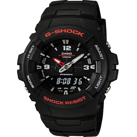 Casio Men's G-Shock Black Classic Ana-Digi Watch