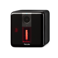 Petcube Play Pet Camera with Interactive Laser Toy - Carbon Black