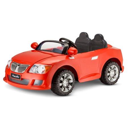 Kid Trax 12 Volt Sports Coupe Ride On Car Walmart Com