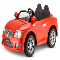 Kid Trax 12-Volt Sports Coupe Ride-On Car