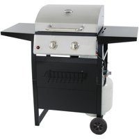 RevoAce 2-Burner Gas Grill with Stainless Steel