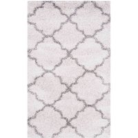 Safavieh Hudson Jaye Geometric Shag Area Rug or Runner