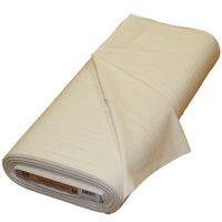 "Roc-lon 36/38"" 100% Cotton, Unbleached Muslin 25 yards per Bolt"