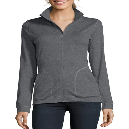 Hanes Sport Women's Performance Fleece Full Zip (Performance Fleece)