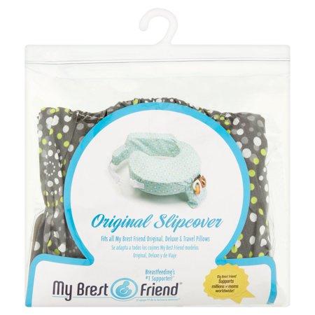 My Brest Friend Original Nursing Pillow Slipcover (pillow not included),