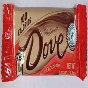 Mars North America Dove 100 Calories Dark Chocolate, 0.65 oz