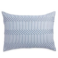 The Pioneer Woman Ticking Stripe Sham Set, Blue