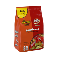 Hershey's Reese's and KitKat Assortment Chocolate Mix Party Bag, 40 Oz.