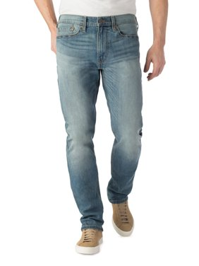 Signature by Levi Strauss & Co. Men's Slim Straight Fit Jeans