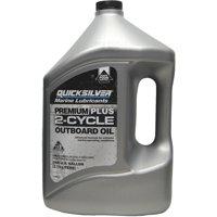 Quicksilver Premium Plus 2-Cycle Oil, Gallon