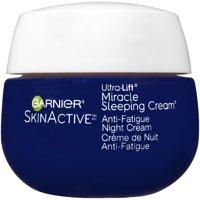 Garnier SkinActive Miracle Anti-Fatigue Night Sleeping Cream 1.7 oz. Box