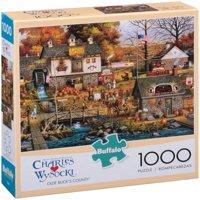 Buffalo Charles Wysocki Olde Buck's County 1000 Puzzle