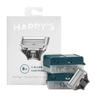 Harry's German-Engineered Men's Razor Blade Refills - 8ct
