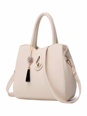Meigar Fashion Leather Handbags For Women Shoulder Messenger Crossbody Bag Purse Satchel