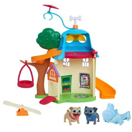 Puppy Dog Pals Doghouse Playset](Elf On A Shelf Sale)