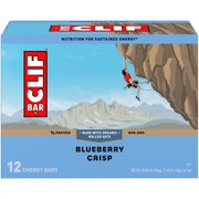 CLIF Bar® Blueberry Crisp Energy Bars 12-2.4 oz. Bars