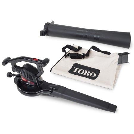 Toro 51617 3 In 1 Hand Held Electric Leaf Blower & Vacuum (Toro Gas Leaf Blower)