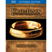 The Lord Of The Rings: The Motion Picture Trilogy (Blu-ray)