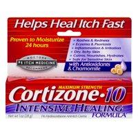 Cortizone 10 Intensive Healing Anti-Itch Crème 1oz
