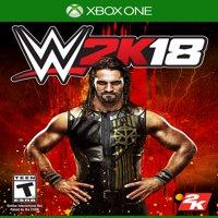 WWE 2K18, 2K, Xbox One, 710425499463