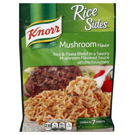 Knorr Rice Sides Dish Mushroom 5.5 oz